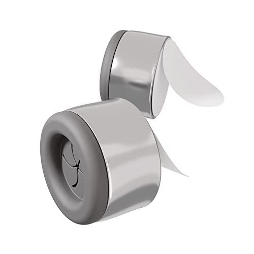 Hometastic Premium Geschirrtuchhalter selbstklebend – 4er Set - 7