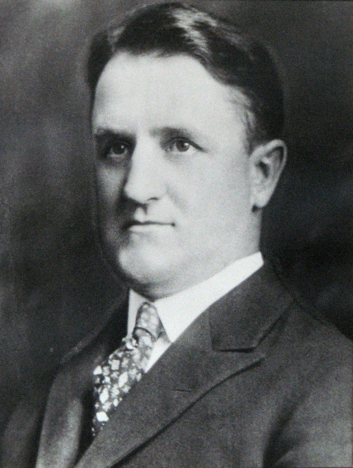 Mayor John H. Fyon