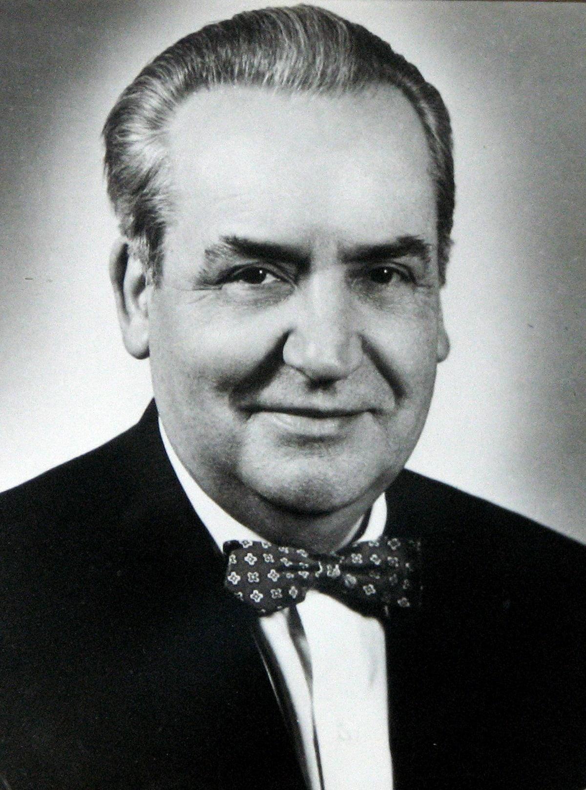 Mayor J. Adalbert Paris