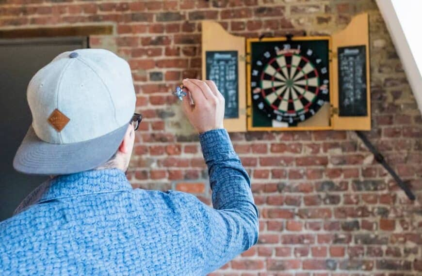 Knock-out darts
