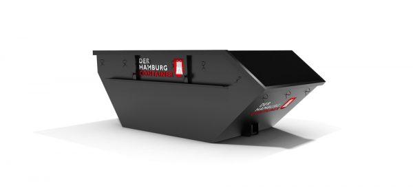Bauschutt Absetzcontainer 5 m³