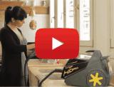 Gőztisztító Ariete MULTI VAPORI MV7 HIDRO videó