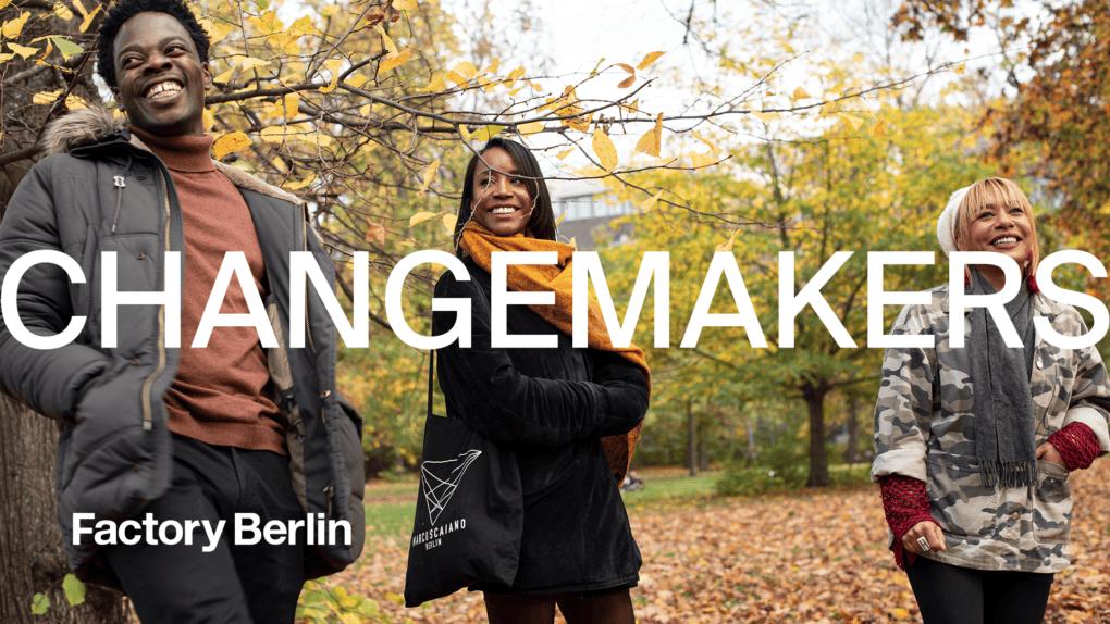 Factory Berlin TV: Changemakers, Black Brown Berlin