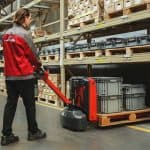 New Pallet Truck Makes for Easy Goods Delivery