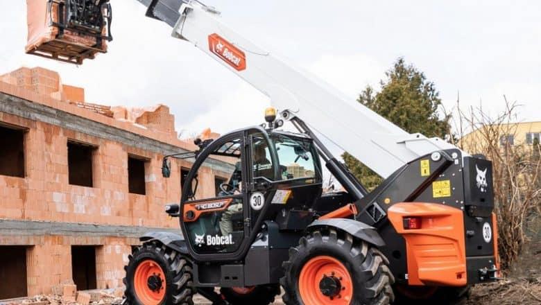 Bobcat launches new telehandlers