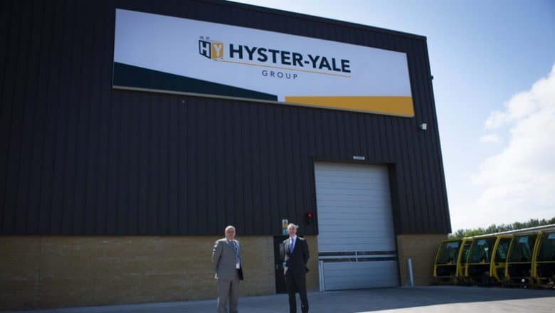 Hyster-Yale expands Northern Ireland plant