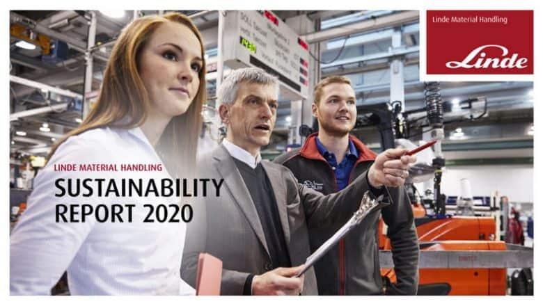 Linde publishes 2020 Sustainability Report