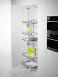 Tandem Solo Pull-Out Larder
