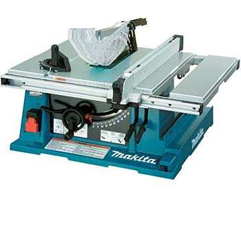 10. Makita 2705 10-Inch Contractor Table Saw
