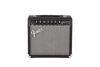 1. Fender Champion 20-20-Watt Electric Guitar Amplifier