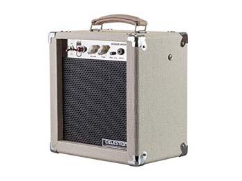 7. Monoprice 611705 5-Watt 1x8 Guitar Combo Tube Amplifier
