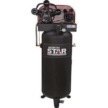 1. NorthStar Electric Air Compressor 5-HP, 60- Gallon