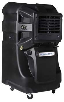 8. Portacool PACJS2301A1 Jetstream 230 Portable evaporative Cooler- Black