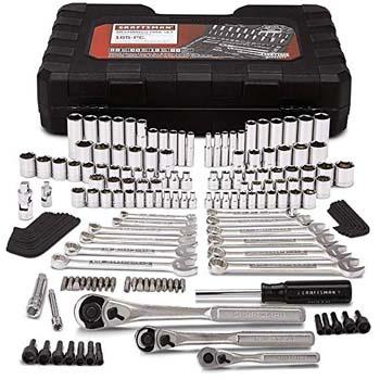 3 Craftsman 165 Tool Set