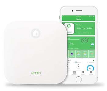 7: Netro Smart Sprinkler Controller