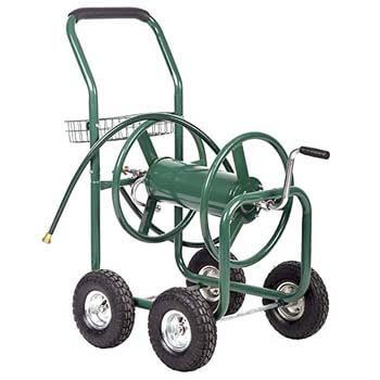 5. Best Massage Water Hose Reel Cart For Garden Use