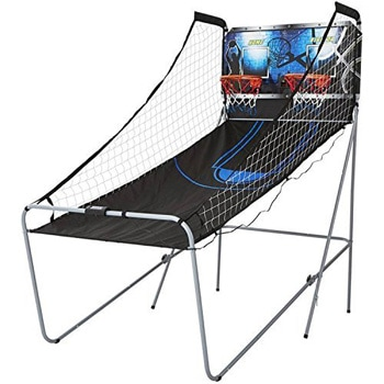3. MD Sports 2-Player Foldable Arcade Basketball Game
