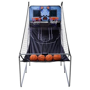 7. Nova Microdermabrasion Foldable Indoor Arcade Basketball Game