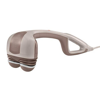 3. Wahl Deep Tissue Percussion Therapeutic Handheld Massager
