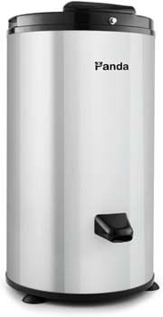 1. Panda 3200 rpm Portable Spin Dryer 110V/22lbs Stainless Steel