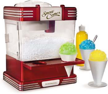 3. Nostalgia RSM602 Countertop Snow Cone Maker