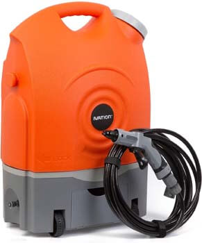 6. Ivation Multipurpose Portable Spray Washer w/Water Tank