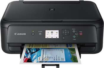 10. Canon TS5120 Wireless All-In-One Printer with Scanner and Copier