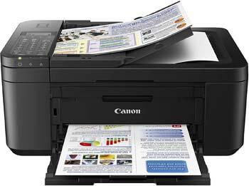5. Canon PIXMA TR4520 Wireless All in One Photo Printer