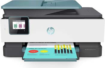 2. HP OfficeJet Pro 8035 All-in-One Wireless Printer