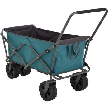 9. Uquip Buddy XL Outdoor Utility Wagon Beach Cart