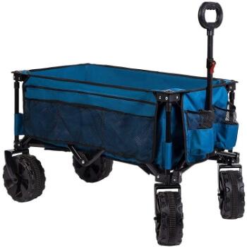 5. Timber Ridge Folding Wagon Cart