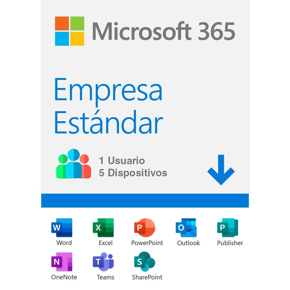 Microsoft-365-Empresa-Estandard-