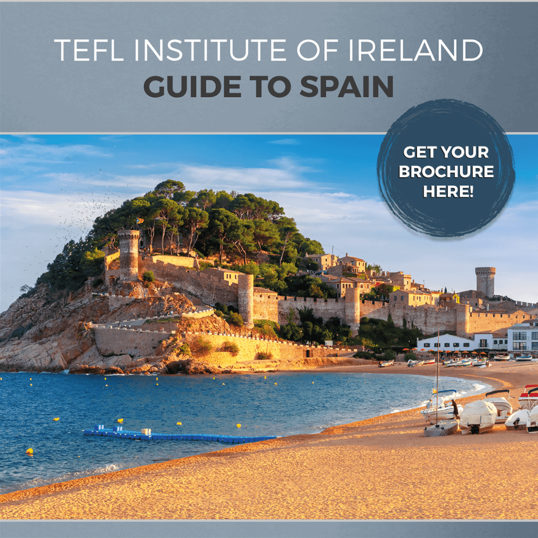 Image for Teach English in Spain for an authentic teaching and travel experience.