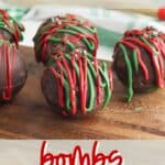Ready for an indulgent treat? This Hot Chocolate Bombs Recipe is rich and filled with hot chocolate, marshmallow and sprinkle surprises inside.