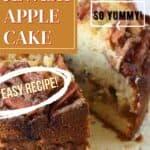 Best Jewish Apple Cake Recipe
