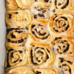 Love the tangy taste of lemon with blueberries? If so, these Lemon Blueberry Rolls will quickly become your next favorite sweet treat because of their amazing flavor. Blueberry Lemon rolls are fluffy, creamy and filled with sweet blueberries. These breakfast rolls are the perfect breakfast treat.