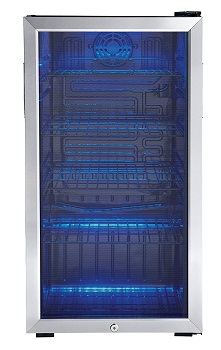 3. Danby 120 Can Beverage Center