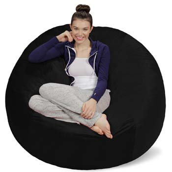 4: Sofa Sack - Plush Ultra Soft Bean Bags Chairs for Kids, Teens, and Adults