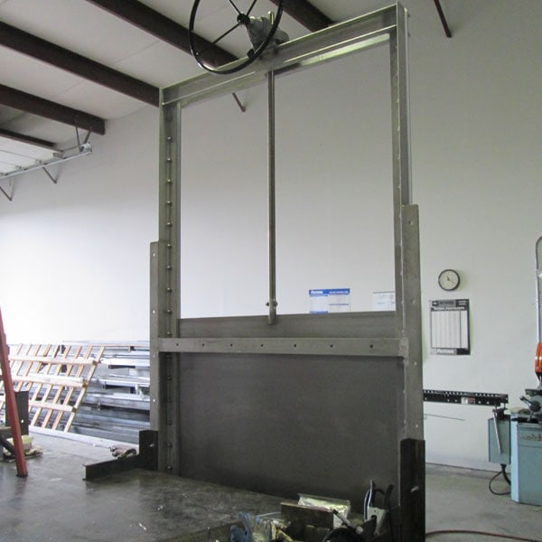 Robust Slide Gate Grant Pass OR