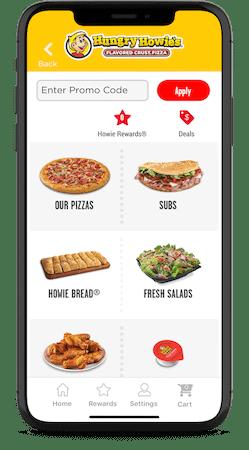 Feature rich mobile application
