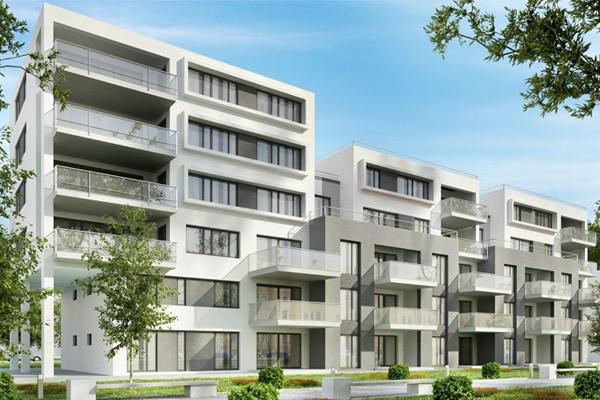 Multi-family housing complex