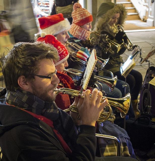 Broad Street Christmas Market