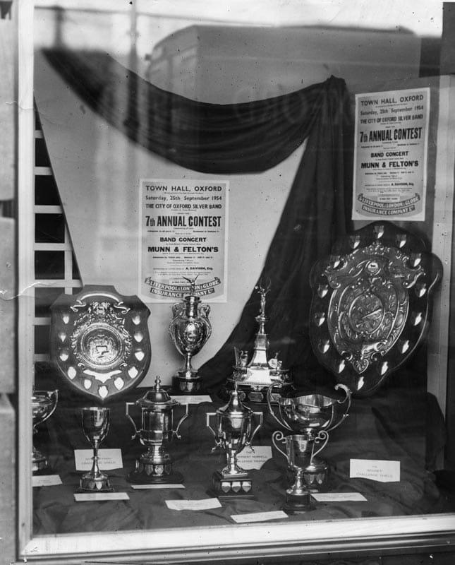 1954 Oxford Annual Contest