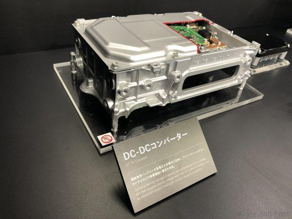 Toyota Hydrogen Fuel Cell DC-DC convertor
