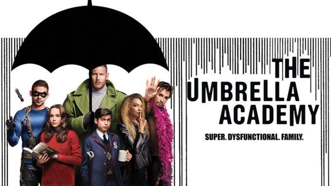 Risultati immagini per the umbrella academy serie tv