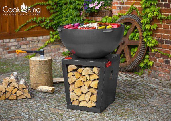 CookKing barbecue Santos, het nieuwe Barbecueën