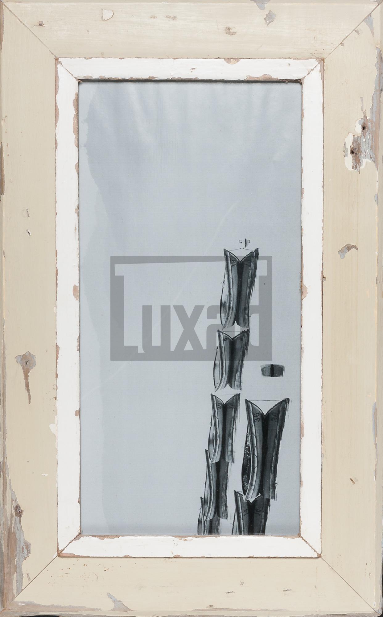 Vintage-Panorama-Bilderrahmen von der Luna Design Company