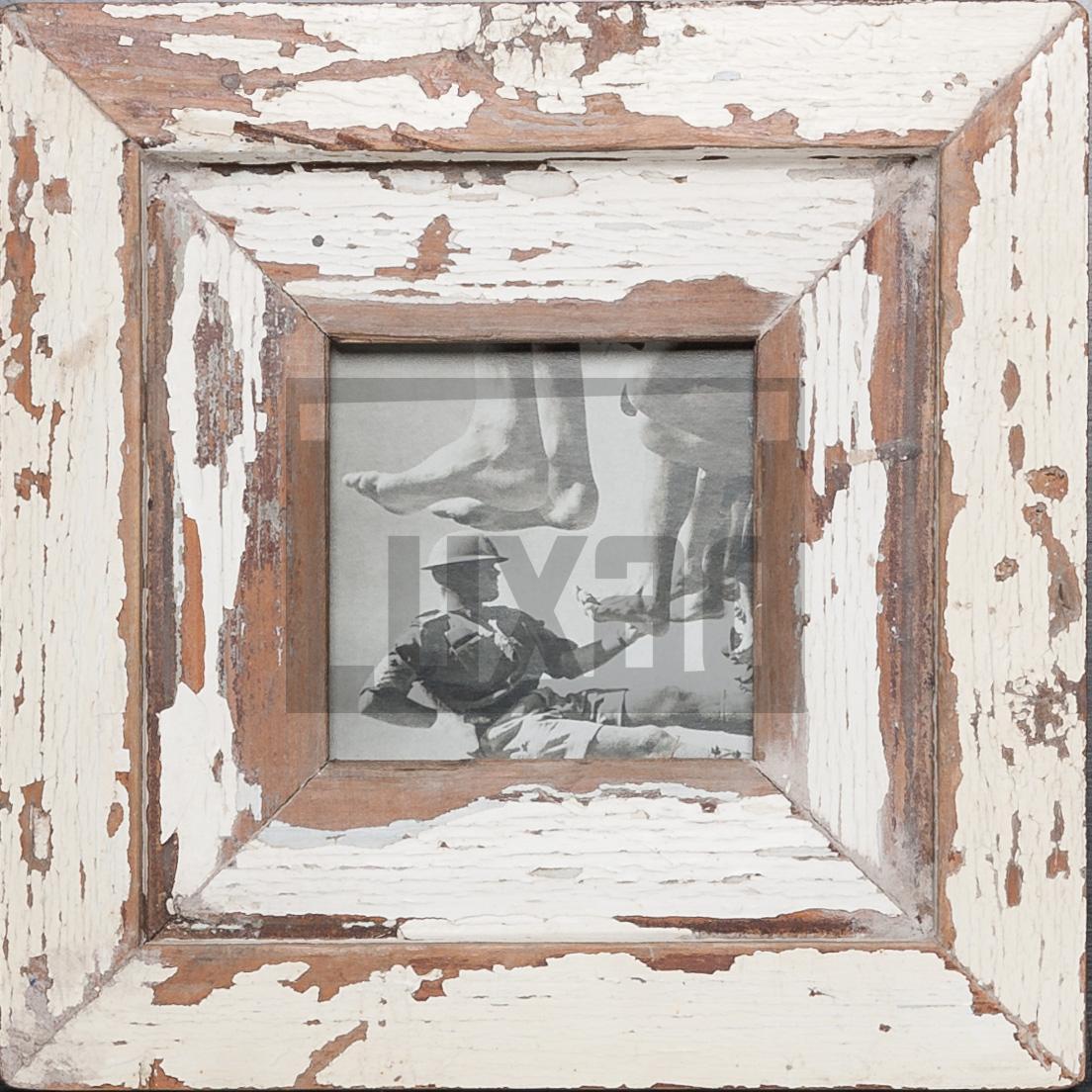 Quadratischer Vintage-Bilderrahmen