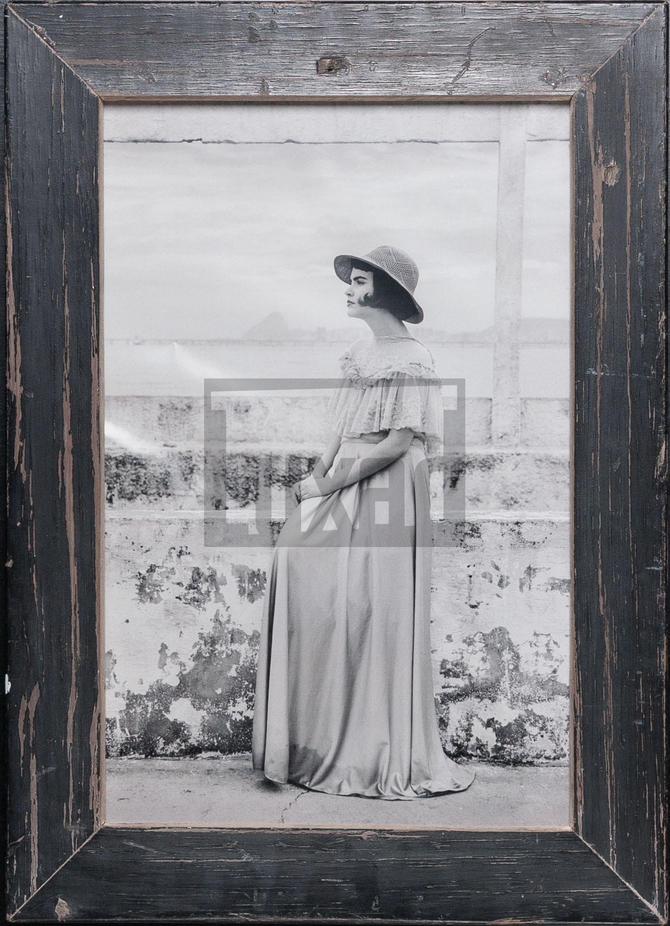 Vintage-Bilderrahmen für Fotos 25 x 38 cm