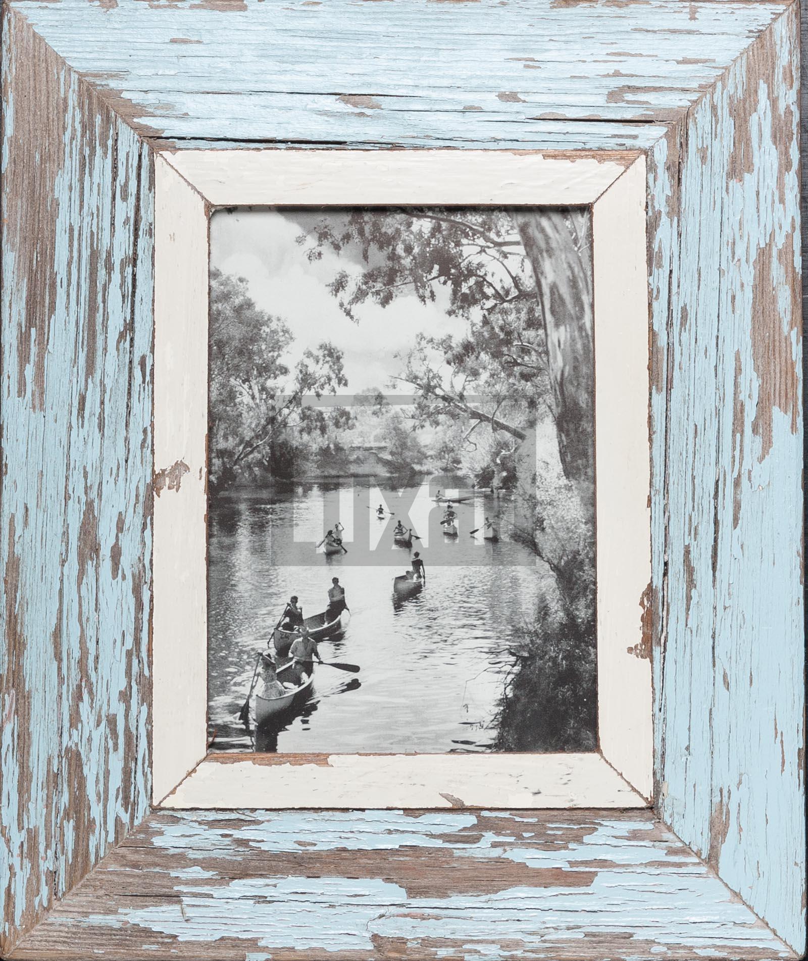 Holzrahmen für ca. 14,8 x 21 cm
